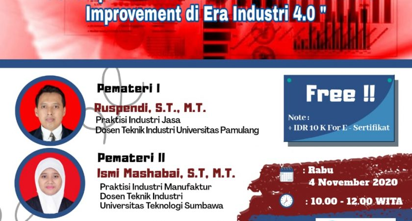 "|""penerapan service excellent dan continuous improvement di era industri 4.0″